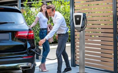 WallBox for Charging electric cars