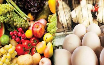 vegetable and chicken price hike