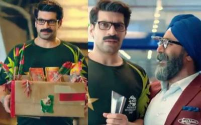 Mauka Mauka Ad for Pak vs Ind